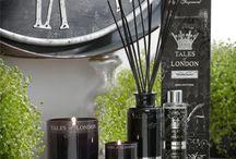 Kolekcja Tales of London / Brytyjska ekskluzywna linia zapachowa dyfuzorów oraz świec Talef of London