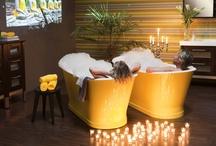 Salle de bains / Bathroom / by BE Diana