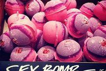 Soap+Bath bombs