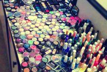 <3 Makeup / by Cristal Ramirez-Whitaker
