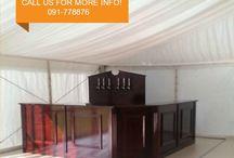 Various Bars & Furniture
