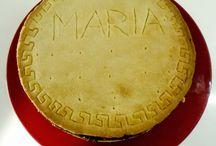 tarta galleta maria / tarta galleta maria fácil receta paso a paso  http://www.golosolandia.com/2014/09/tarta-galleta-maria.html