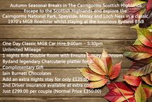 Bydand B&B & Classic Car Hire / Rest & Relaxation in the Cairngorms