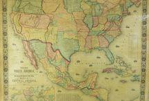 Antique Maps / Antique Maps