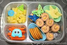 Yummies :P // Lunch Box Meal / by Lindsey Rantzow
