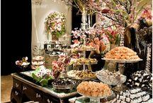fancy buffet
