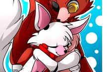 FANF foxy / mangle