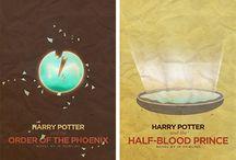 Harry Potter ♡ / Wallpaper & Books