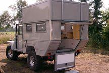 Pick Up Camper