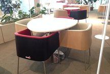 Salon Business Tarom / Mobilier Chairry @Salon Business Tarom