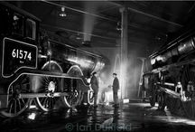 Art Collections- Locomotive Rail Road / A small sample of the Locomotive and Railroad images available from artifexart.com. Contact us about these print on demand images as well as many other collections.