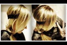 Super EASY hair / by Aryn Howard
