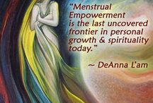 Menstrual Mindfulness / Connecting with your Moon Time