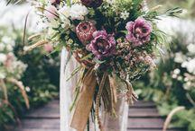 Spring Bride florals