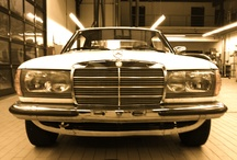 Project MB 230 CE W123