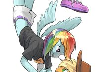 Appledash/Friendship