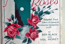 Collectable Vintage Sheet Music