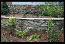 Retaining Walls / These beautiful retaining walls that we have built all over Tallahassee and Leon County.