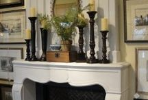 Mantels...Oh what to do with mantels.