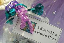 Colleen's 3rd Birthday / Disney Princesses  / by Robyn Patnaude