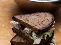 sandwich / by Caroline Millot