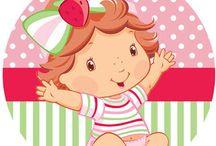 Sonho De Criança.. Moranguinho Baby..