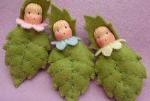 Kleine popjes