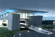 maisons futuristes
