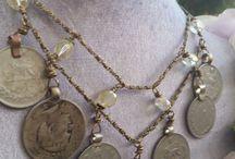 Bellydance jewelry