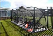 bike shelter manufacturers / Velodome Shelters offers a wide range of innovative bike parking shelters and bike racks to fit virtually any site or budget.