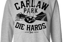 Carlaw Park Die Hards Hoodies / Carlaw Park Die Hards Hoodies
