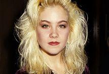 Christina Applegate 80's