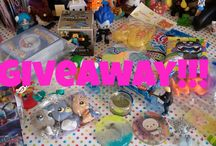 giveaway nese time