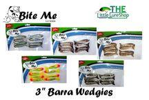 Bite Me Lures - Barra Wedgies®™ - Fishing Lures / Fishing Lures