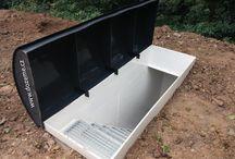 Plastový sklep / Plastic cellar / Plastové sklepy ke každému domu / plastic cellar for every garden