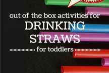 Fun With Drinking Straws