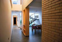 Viviendas con patio interior / Patios en viviendas entre medianeras