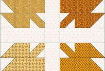 Quilt Blocks , tutorials , patterns