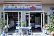 cafe restaurant bars / nice plays enjoy coffee-time ,food , drinks