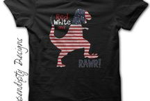 Fourth of July shirts