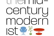 midcentury typography and logos