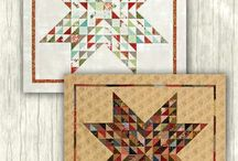 Pre-Cut Friendly Patterns / Quilt Patterns using Pre-cuts - charms, jelly rolls, layer cakes....