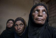 Retratos / Retratos de nuestros pacientes y nuestros colaboradores. Historias de vida que cuentan un fragmento de la situación en la que viven las personas a las que MSF atiende en todo el mundo.
