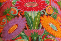Needlepoint / by Colleen English Hill