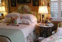 roupas de cama e decoração de quartos