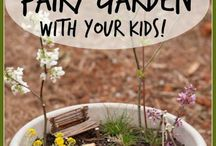 Fairy Garden / with Your Kids