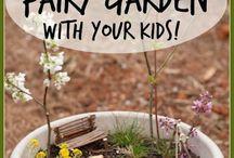 Fairy garden / by Julie Birr
