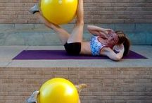 ball exercise x 2