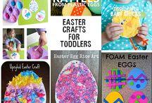 Dílnička pro děti - Velikonoce