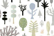 Art - Forest / by Jennifer Gibbs